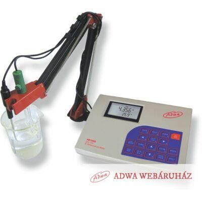 AD 1000 Professzionális laboratóriumi  pH/ORP/T-mérő