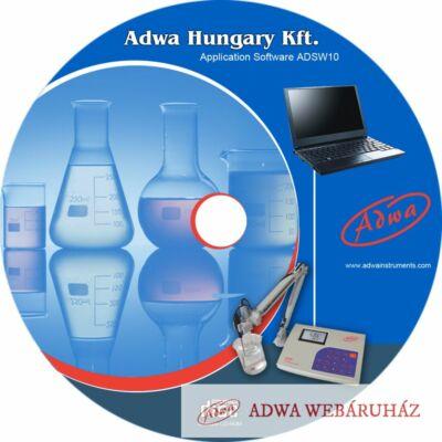 AD9316 Tudományos szoftver asztali és hordozható mérőműszerekhez
