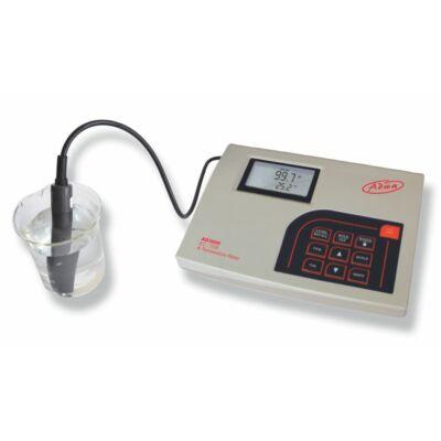 AD-3000 professzionális laboratóriumi EC/TDS/T-mérő