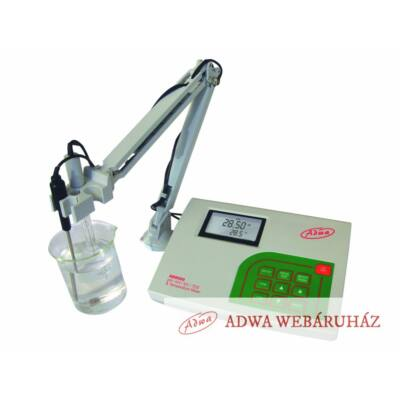 AD8000 Professzionális pH/ORP/EC/TDS/T laboratóriumi mérőműszer