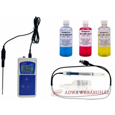AD111-IJ44C pH mérő extrém közegek pH mérésére
