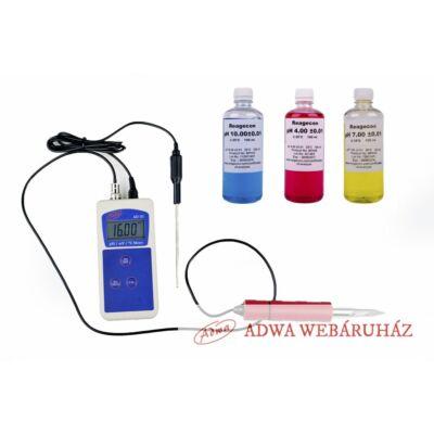 AD-111 pH mérő+OSH pH elektróda