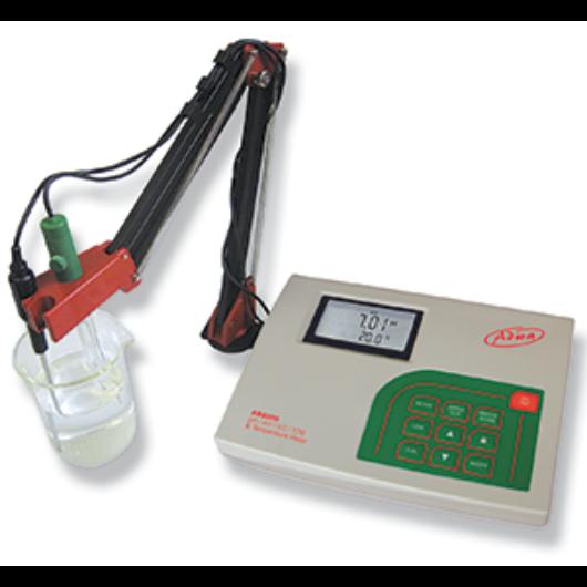 Asztalii pH mérő - AD8000 - Professzionális pH/ORP/EC/TDS/T mérés