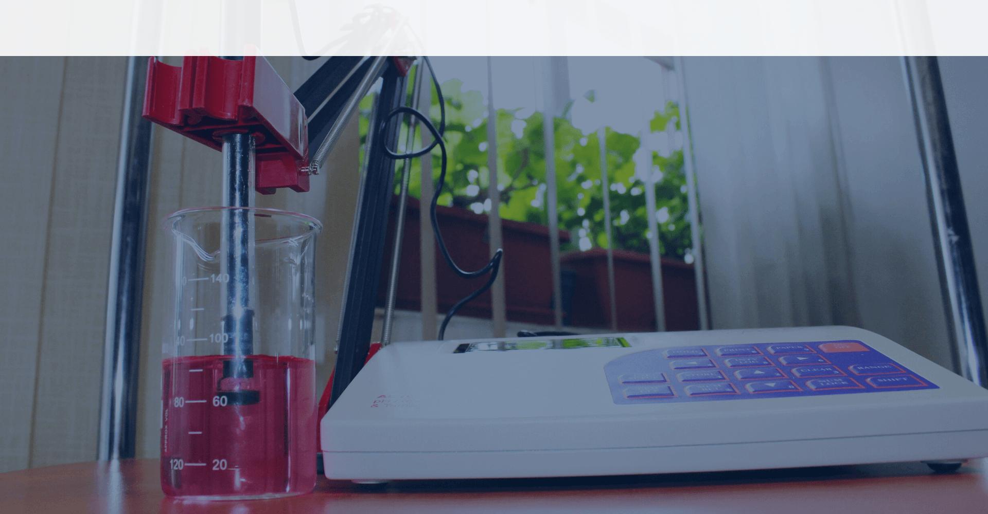 Asztali pH mérők